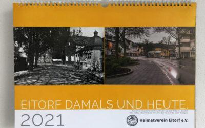 """Fotokalender, """"Eitorf damals und heute"""""""
