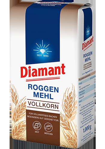 Diamant Roggenmerhl Vollkorn