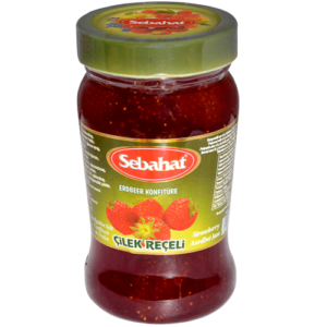 Erdbeer Konfitüre von Sebahat