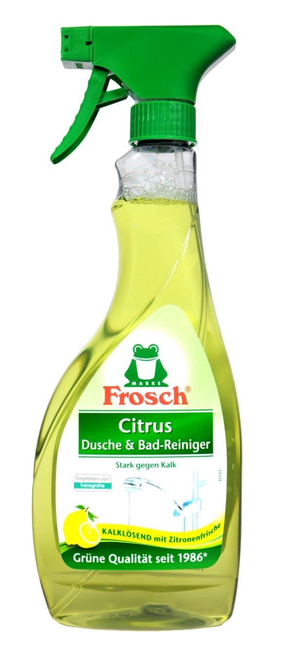 Frosch Citrus Dusche&Bad Reiniger 500ml