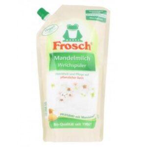 Frosch Weichspüler Mandelmilch 1L