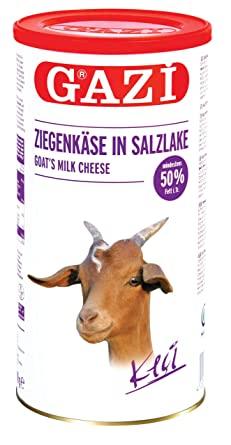 Gazi Ziegenkäse in Salzlacke