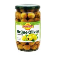 Grüne Oliven von Suntat