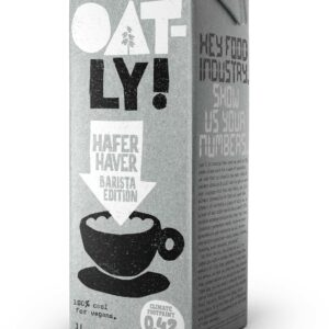 Oatly Haferdrink Barista Edition 1L