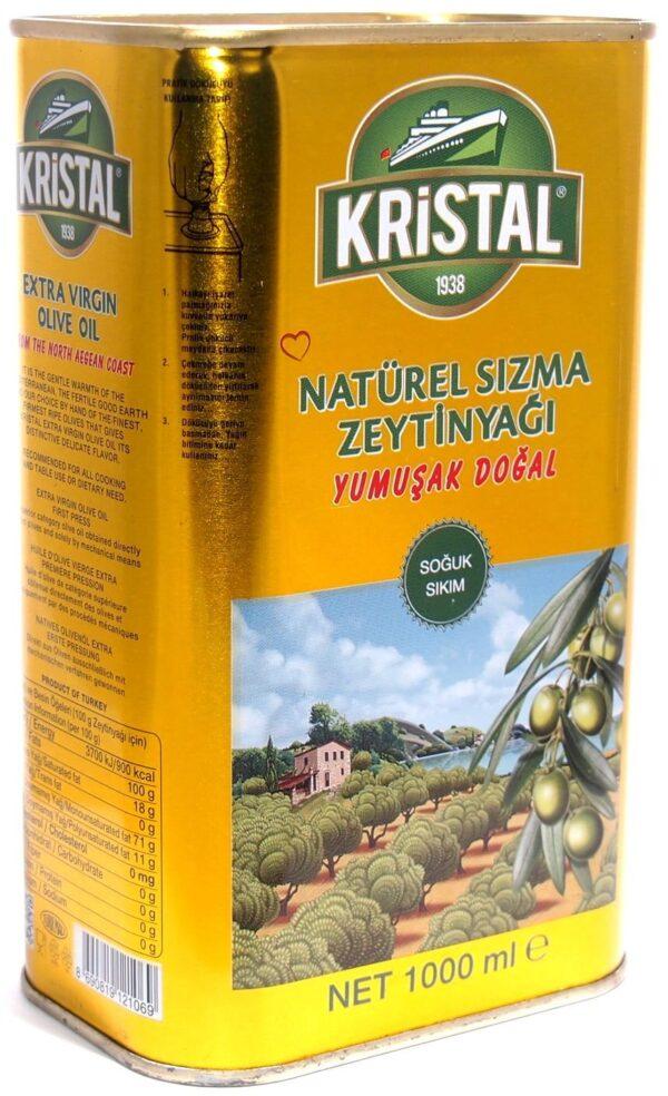 Olivenöl Kristal 1 Liter