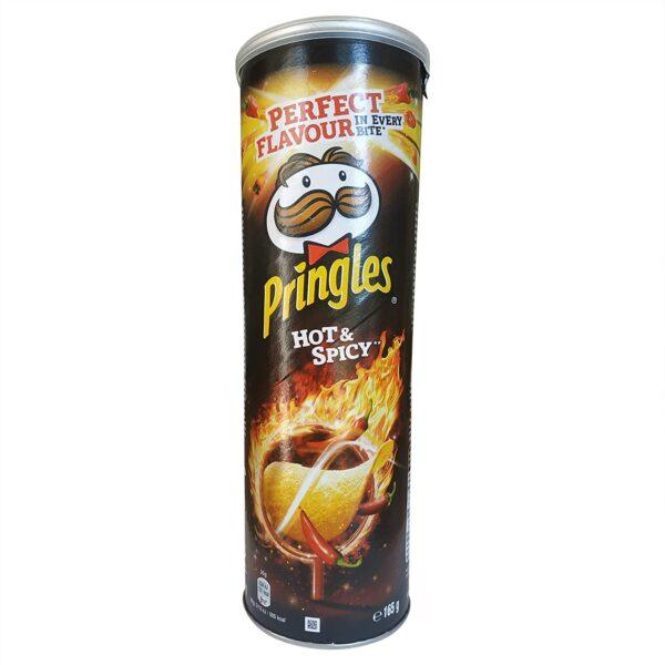 Pringels Hot Spicy